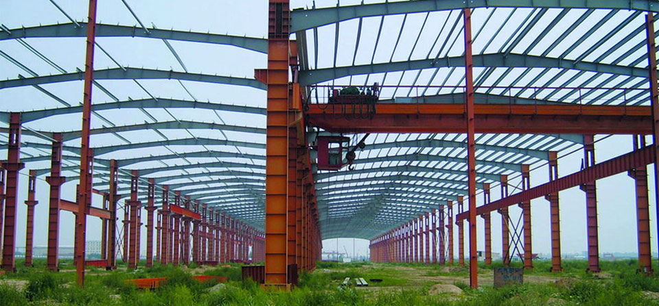 Steel Building Erector Surfside