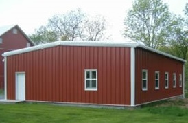 Agricultural & Equestrian Steel Buildings