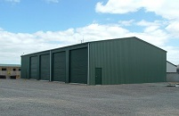Automotive Workshop Steel Buildings