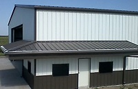 Retail & Business Steel Buildings